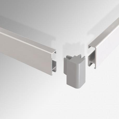 Clip Rail Corner-Connector