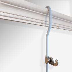 Moulding / Wood Rail Hanging Rod (4mm)