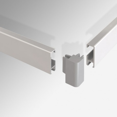 Clip Rail Heavy Duty Corner-Connector