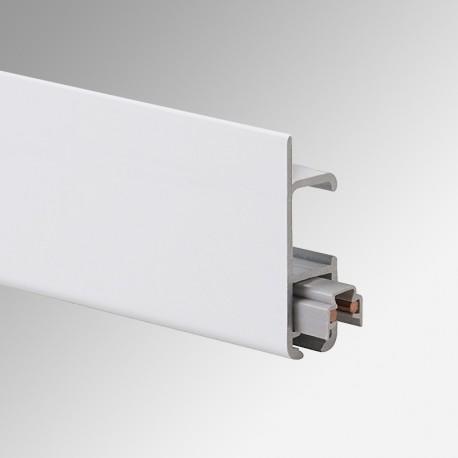 Clip Rail Max Lighting Track, White