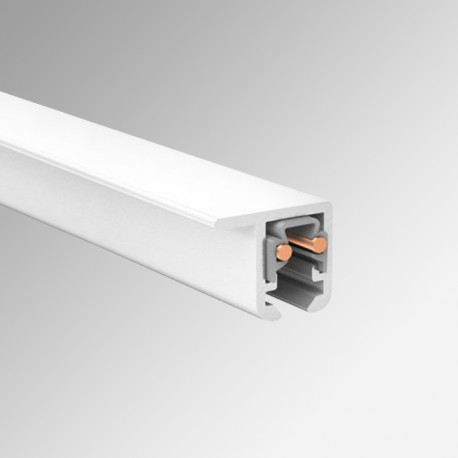 U Rail Lighting Track, White