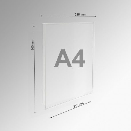 A4, Portrait