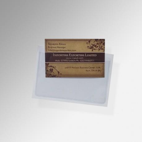 Tag Pockets, Adhesive Labels for Print Display Sleeves