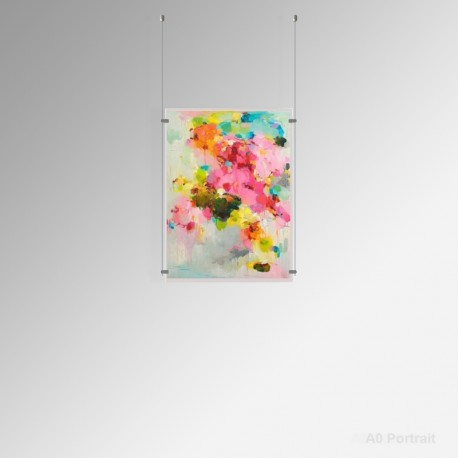 'A0' Ready-made Kits (Ceiling Fitting Only), 1 Portrait Panel