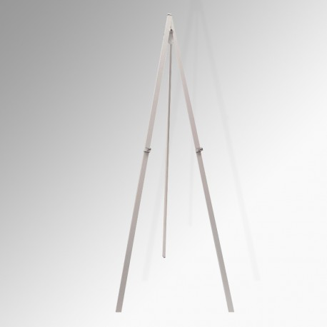 Greco 'Metal' Easel 160cm, White