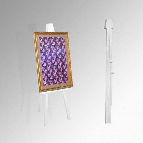 Greco 'Folding' Easel 160cm, White