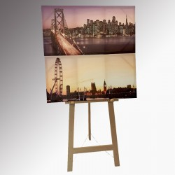 The 'Big' Easel 180cm (Heavy Duty)