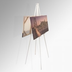 Back to Back Easel 160cm (Metal)