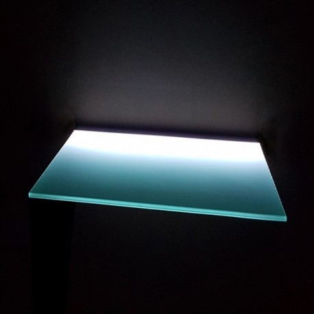 Lighting Glass Shelf (Multi Surface), Clear