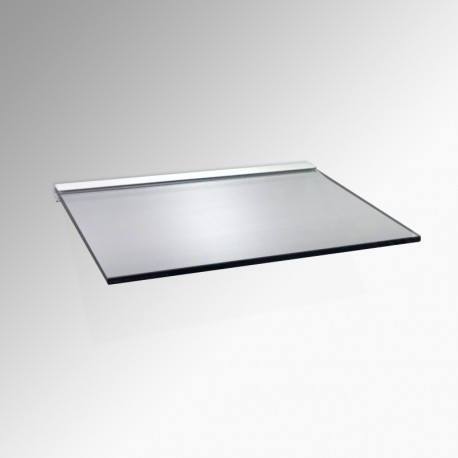 Floating Glass Shelf, 12mm (Multi Surface)