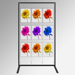 Display Panel Stand A3 (Poster Panels)