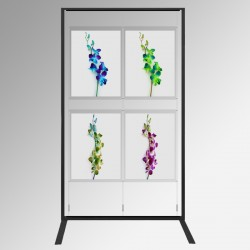 Display Panel Stand A2 (Poster Panels)
