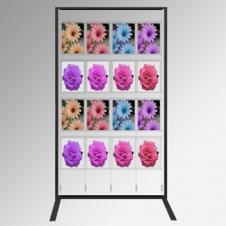 Display Panel Stand A4 (Poster Panels)