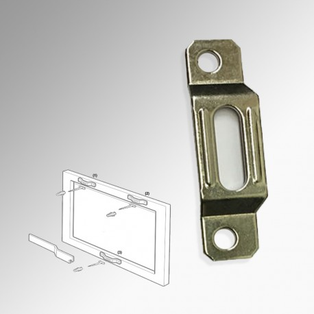 Anti-theft / Security 'T-bracket' (Pack of 100)