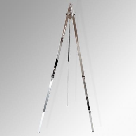 Chrome Greco Easel 160cm