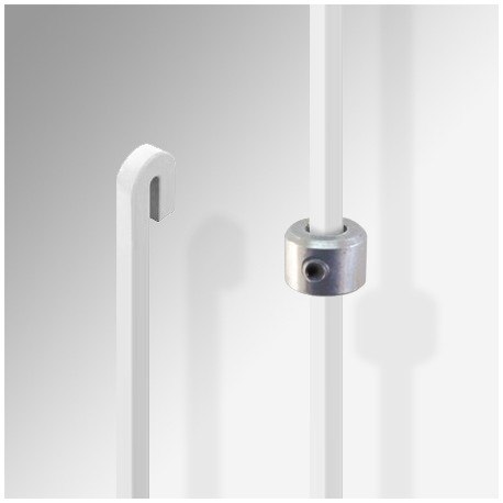 Hanging Rod, Security (4mm)