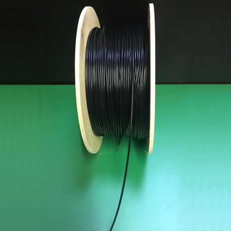 Steel Rope / Wire Cable (Black)