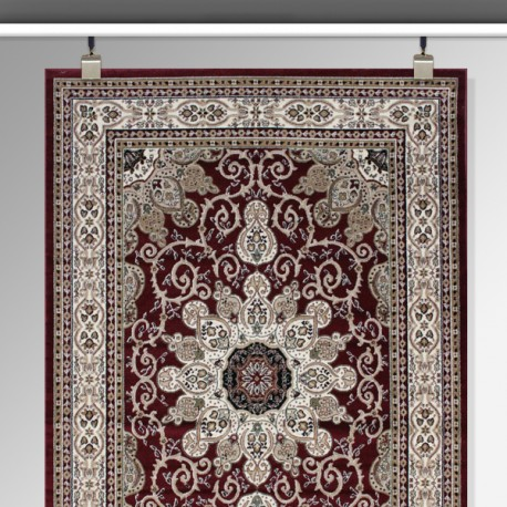 Rug Amp Carpet Hanging Kit For P Rail Gallery System