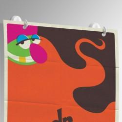 Magnetic Poster Hook (Banner Hanger)