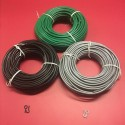 Voile / Net Curtain Wire (Various Colors)