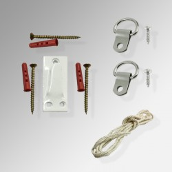 Heavy Picture Hanging Kit (40kg)