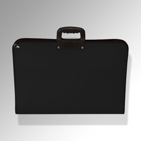 'Academy' Artwork Case, Black