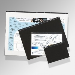 Professional Art Display Sleeves
