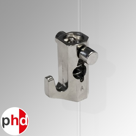 Adjustable Self-locking Hook 12.5kg, for Perlon & Cable