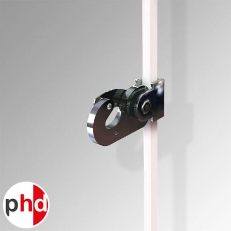 Adjustable Hanging Rod Hook 40kg Security, Heavy Duty