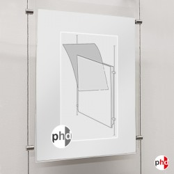 Acrylic Panels (Perspex Pockets)