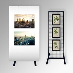 Exhibition Partitions / Gridwall Screens