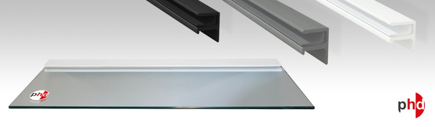 Floating Shelf Brackets (No Glass)