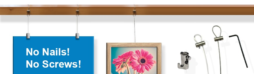 'Listed Property' Picture Hanging Solutions