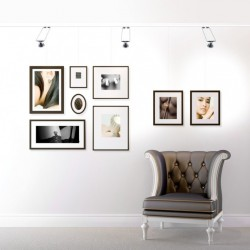 Picture Hanging & LED Lighting